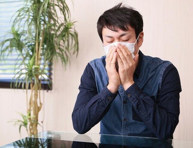 花粉症?アレルギー性鼻炎?