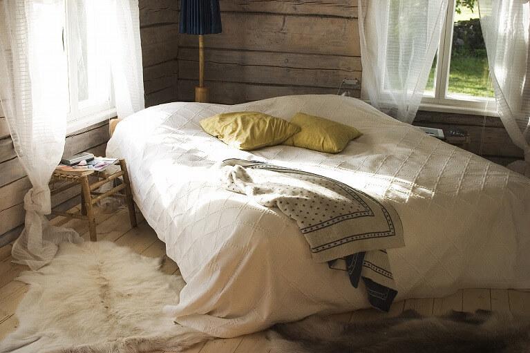 寝室ではベッドや布団にカビが多く潜んでいます。